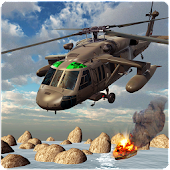 Download Android Game Helicopter Gunship War 3D for Samsung