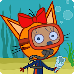 Три Кота: Морское Приключение Мульт игры от СТС 1.0 Mod (Full Unlocked)