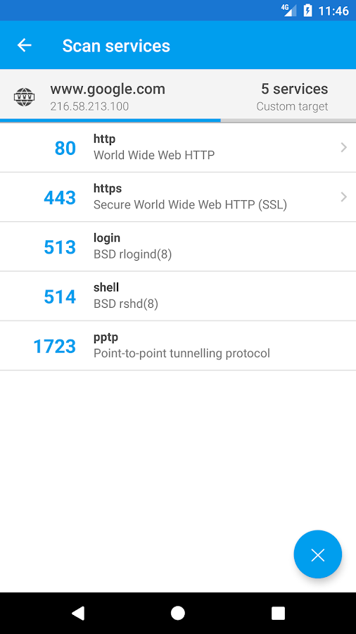 Fing - Network Tools Screenshot 4