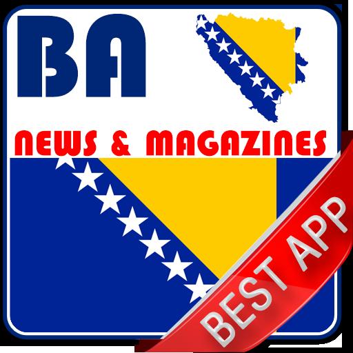 Android aplikacija Bosnia Newspapers : Official na Android Srbija