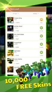Multiplayer for Minecraft PE - MCPE Servers APK for Bluestacks