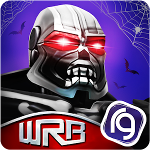 Real Steel World Robot Boxing 33.33.932 Apk + Mod Money/Ad-Free + Data Android