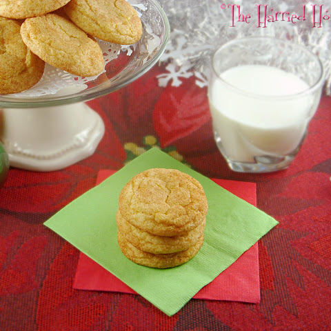 Easy Snickerdoodles