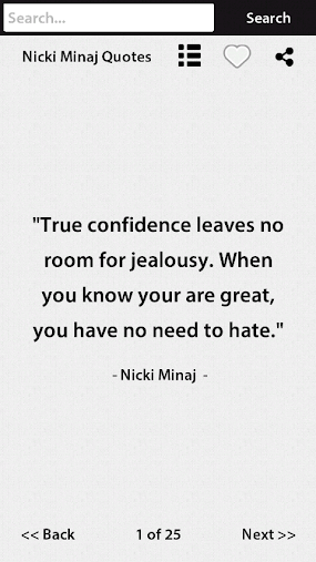 Nicki Minaj Quotes APK