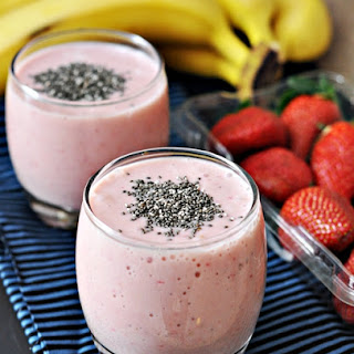 Breakfast Bananas Strawberries Recipes