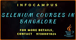 Join Selenium Courses in Bangalore with placement assistance