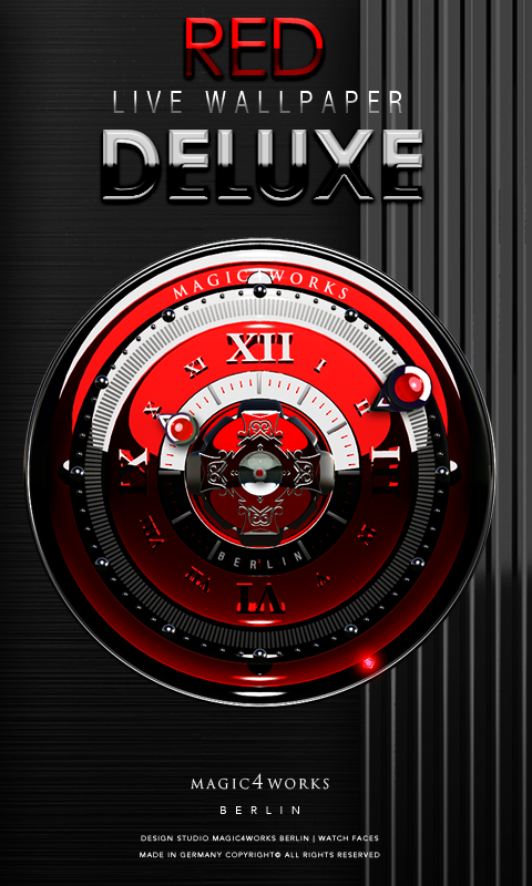 Deluxe Clock Bundle LWP Screenshot 3
