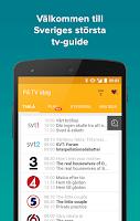 Screenshot of tv.nu