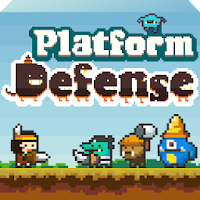 Platform Defense: Wave 1000 F For PC (Windows And Mac)