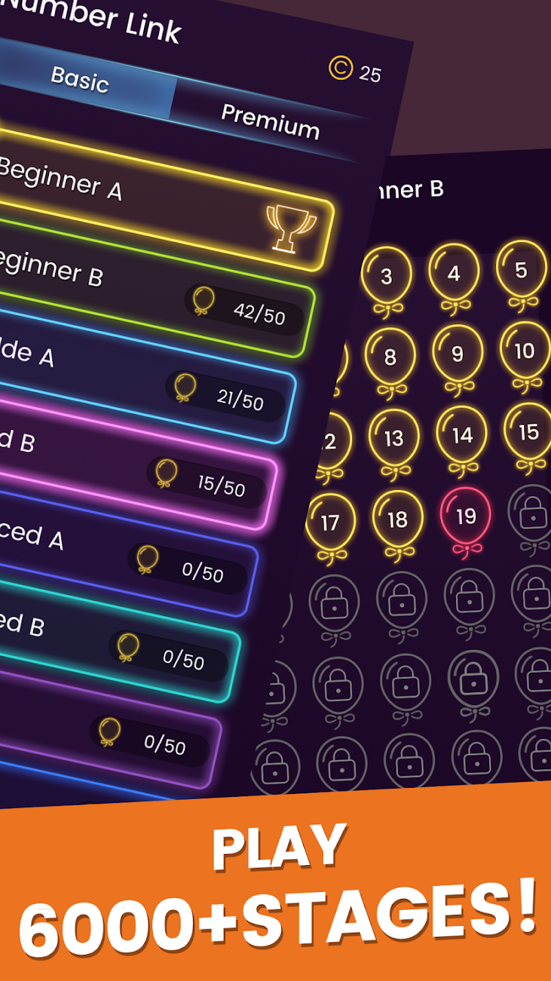 Puzzle Glow : Brain Puzzle Game Collection Screenshot 7