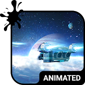 Space Animated Keyboard APK for Lenovo