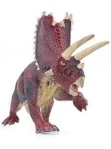 "Игрушка-фигурка серии ""Город Игр"", динозавр цератопс, biological"