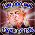 President Trump Slot Machines APK for Bluestacks