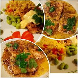 Food  by Vijay Govender - Food & Drink Plated Food