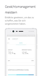 Nokia Health Mate Screenshot