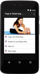 Yoga Back Pain Relief - screenshot