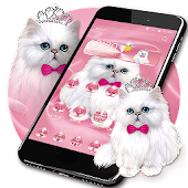 Princess Kitty Theme & Lock Screen