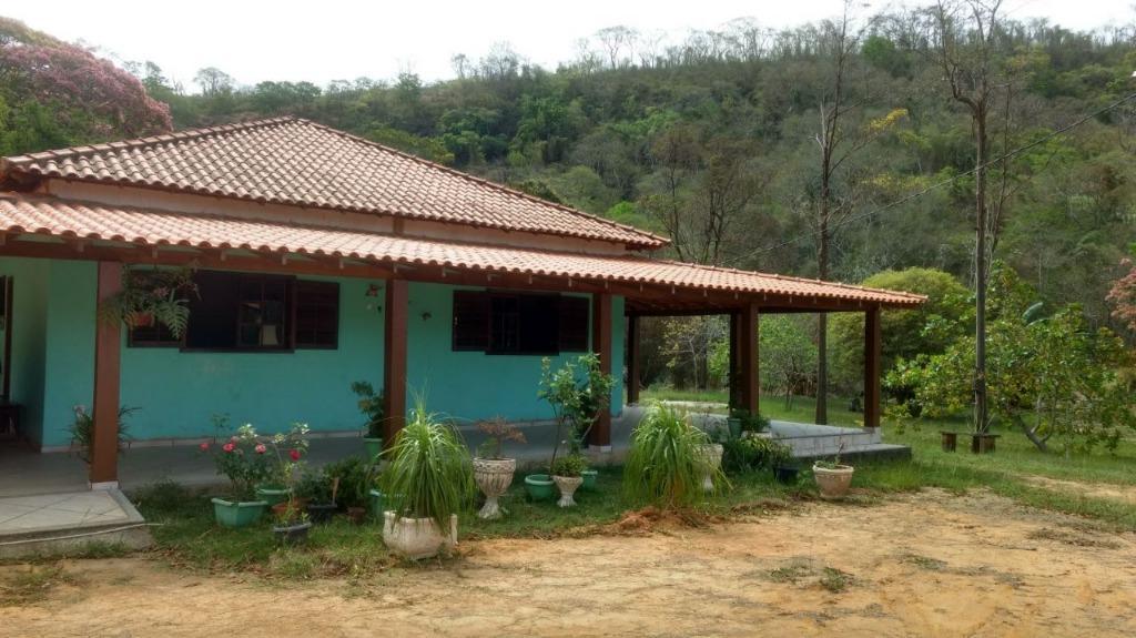 Fazenda / Sítio à venda em Grama, Paraíba do Sul - Foto 1
