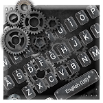 Punk Rivet Metal Keyboard Theme Icon