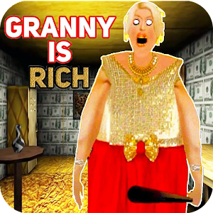 Scary Rich granny - The Horror Game 2019 For PC / Windows 7/8/10 / Mac – Free Download