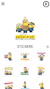 Minions Emoji APK for Lenovo