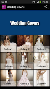 Wedding Gowns - screenshot