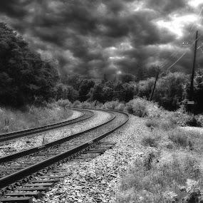 T.T. III by Lino Chetcuti - Transportation Trains