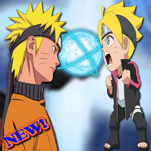 Download New Naruto & Boruto Ninja Voltage Gameplay For PC Windows and Mac