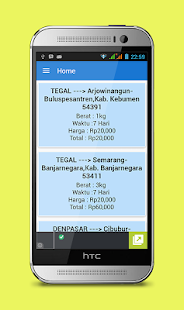 App Ongkir Wahana Ekspedisi apk for kindle fire