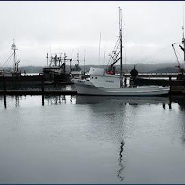 by Jim-Sue Mehrwein - Transportation Boats