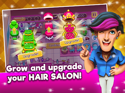 Game Top Beauty Salon - Hair and Makeup Parlor Game apk for kindle fire