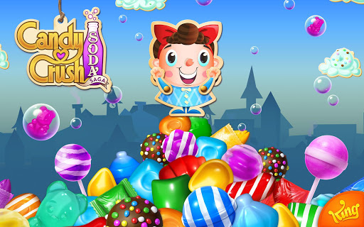Candy Crush Soda Saga screenshot 17