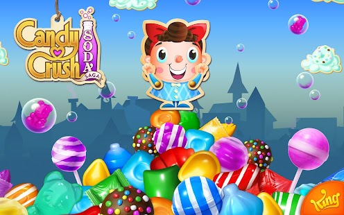 Candy Crush Soda Saga APK Descargar