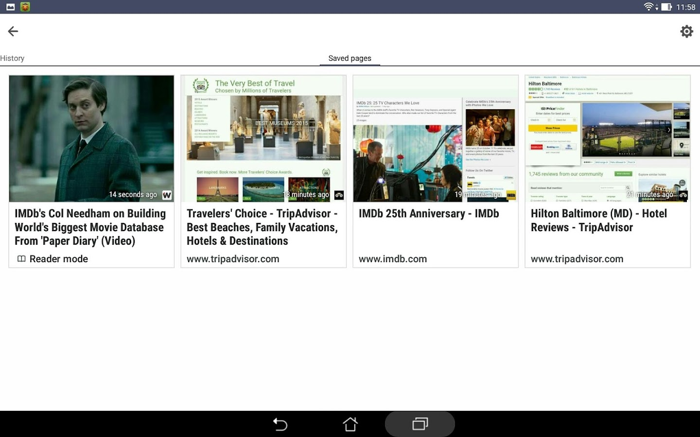 ASUS Browser-Secure Web Surf android apps download