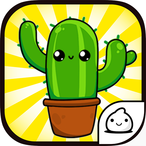 Cactus Evolution Clicker (game)