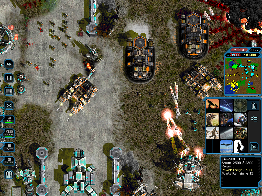 Machines at War 3 RTS Screenshot 11