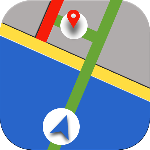 GPS Map Guide : Route Tracking (app)