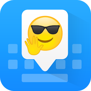 Facemoji Emoji Keyboard - Cute Emoji,Theme,Sticker Icon