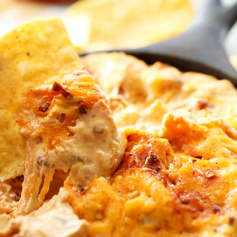 Chipotle Chicken Ranch Dip