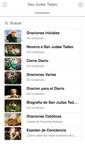 San Judas Tadeo screenshot 2