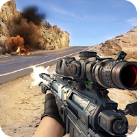 Mountain Sniper Shooter Elite Assassin on PC / Windows 7.8.10 & MAC