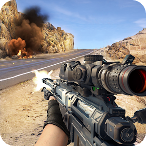 Mountain Sniper Shooter Elite Assassin PC Download / Windows 7.8.10 / MAC