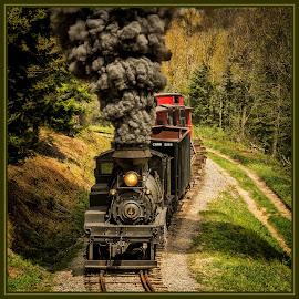 ZA 10 by James Eickman - Transportation Trains (  )