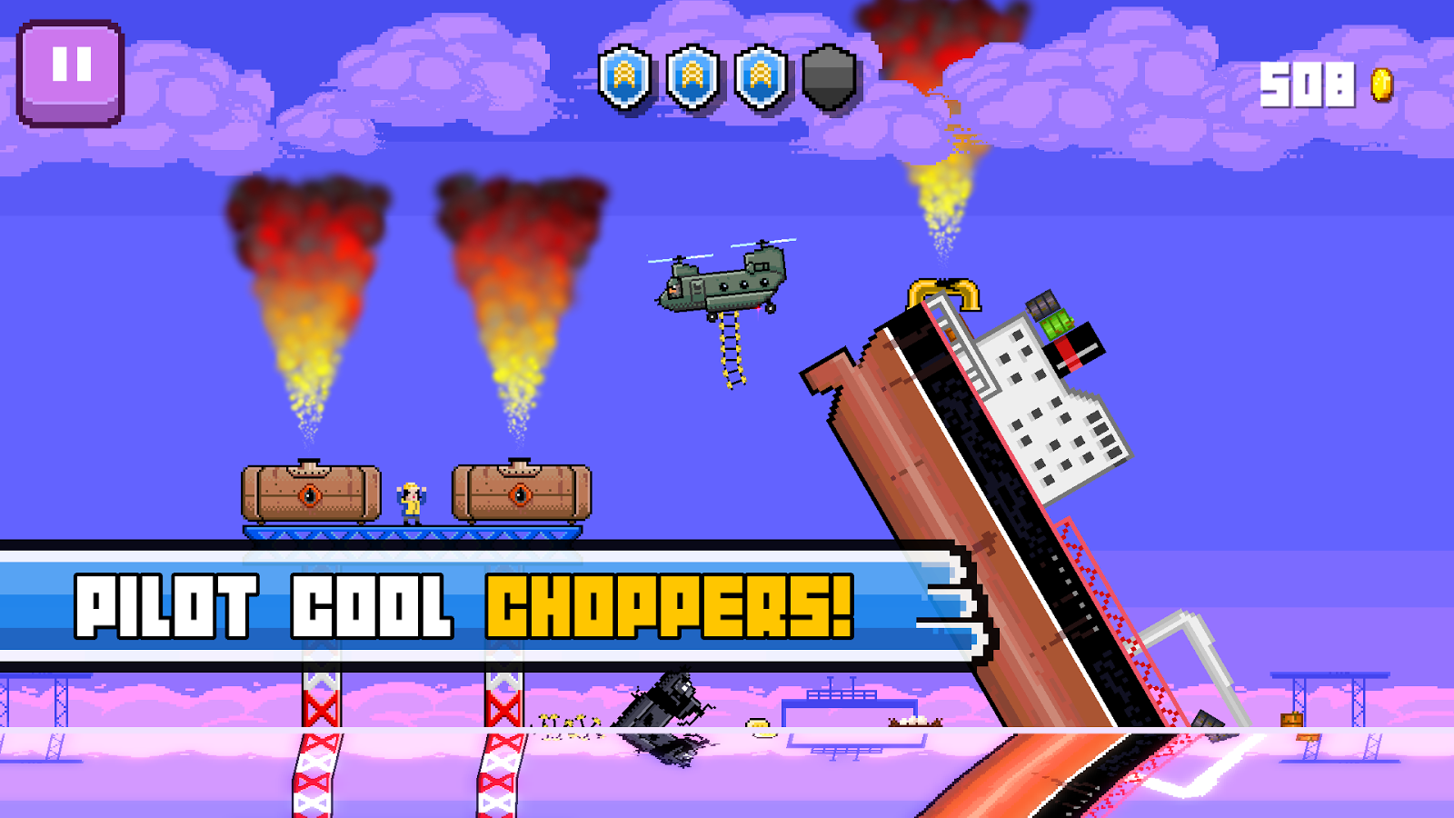Choppa Screenshot 2