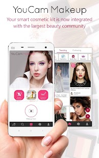 YouCam Makeup: Selfie Makeover APK for Ubuntu