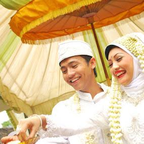 by Muhamad Ezza Setiawan - Wedding Reception