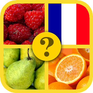 1 Image 1 Mot : Fruits