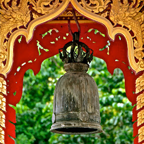 Royal Bell by Mishesh Ramesh - Artistic Objects Musical Instruments ( temple, old, thailand, phuket, pwcbells )
