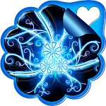 Neon Live Wallpaper 1.1 Apk