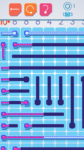 Thermometers Puzzles screenshot 3